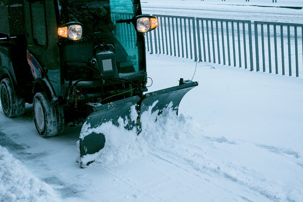 Snow Plowing and Management in Westchester